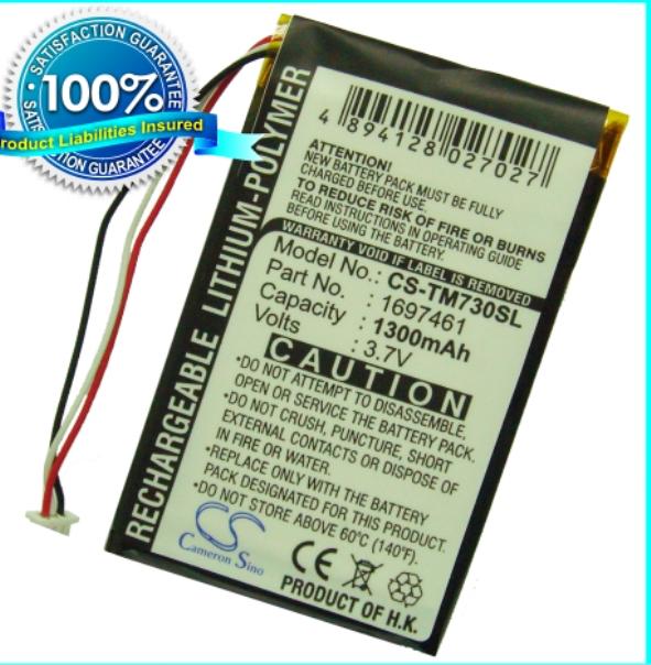 Batteria per tomtom go 520 530 720 730 740 cs tm730sl ebay for 730 obbligatorio