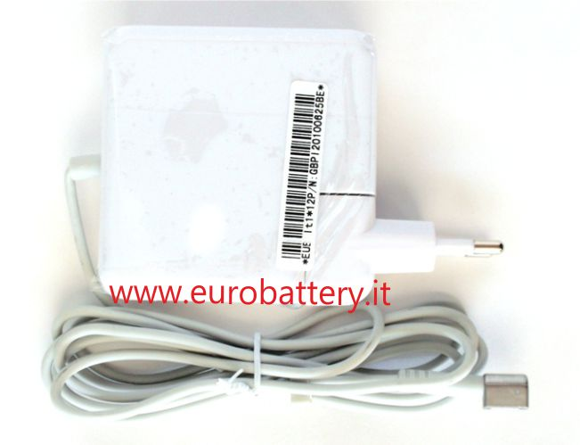 Alimentatore x APPLE MACBOOK AIR A1244 14,5 V 3,1 A 40W