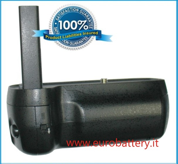Battery Grip BP-D60 BPD60 x NIKON D40 D40X D60 D5000