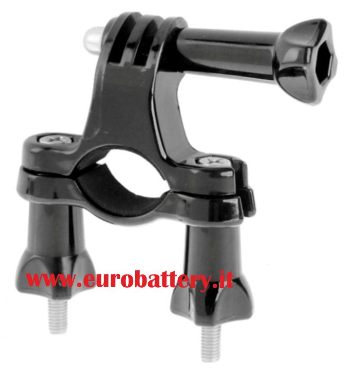 ST-01 Supporto Adattatore HOLDER BICICLETTA Moto Gopro HERO 2 3