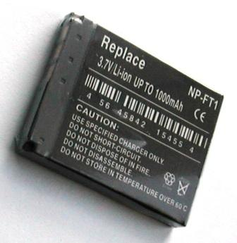 BATTERIA compatibile NP-FT1 Per Sony DSC-T10 T33 L1 DSC-T1 T2