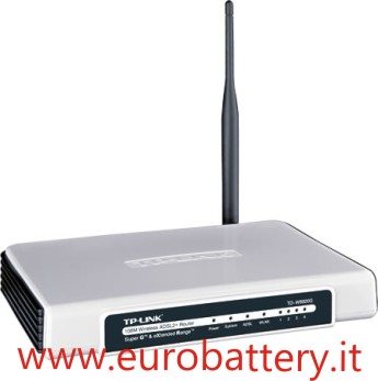 TP-LINK TD-W8920G Router ADSL2+ Wireless 108M Super G