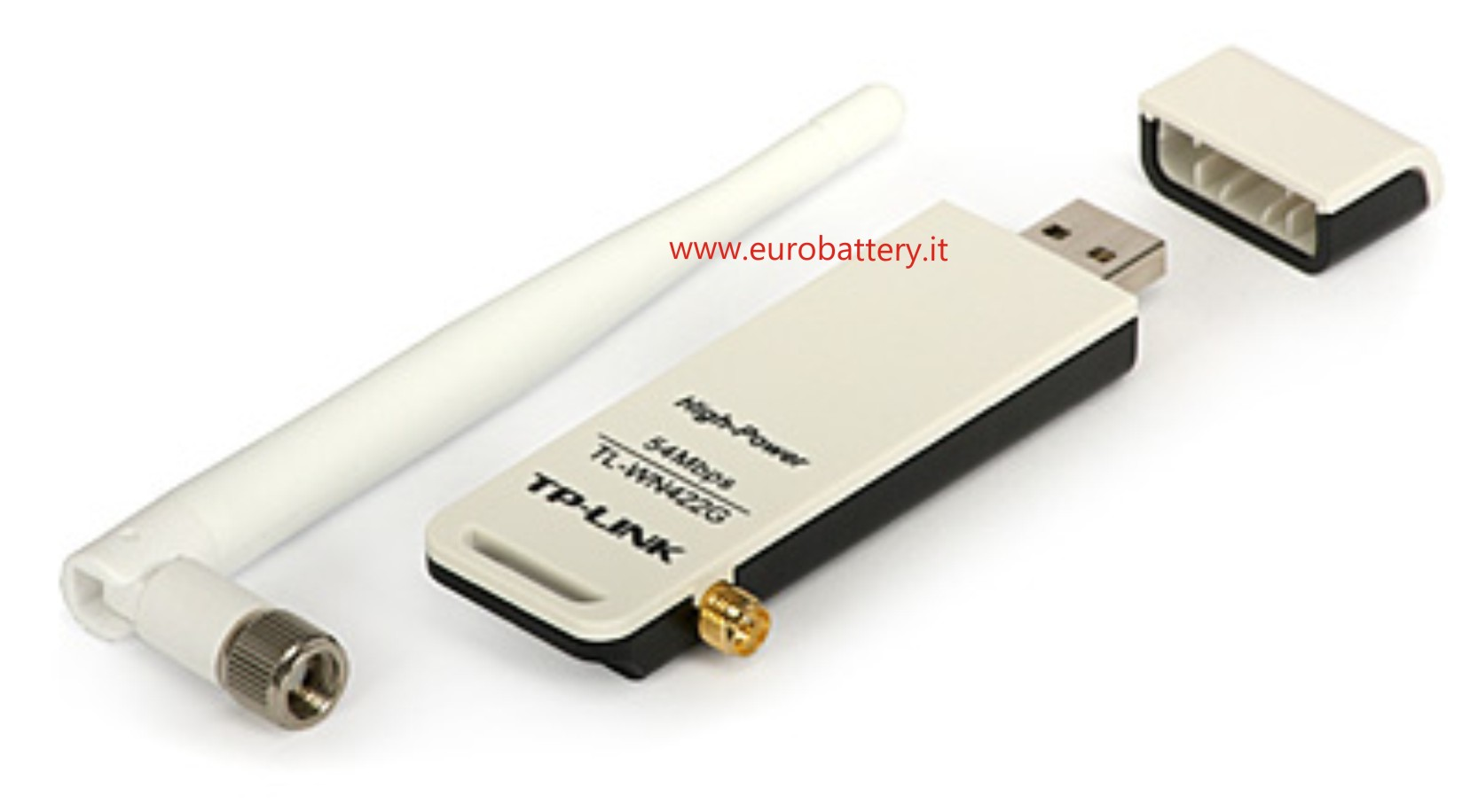 CHIAVETTA WIRELESS USB 2.0 54 Mbps TP-LINK TL-WN422G