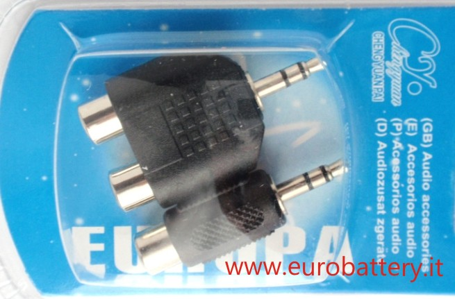 Connettori ed Accessori Audio
