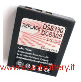 Batteria x ACER CR-8530 CP-8531 DC-8300 DS-8330
