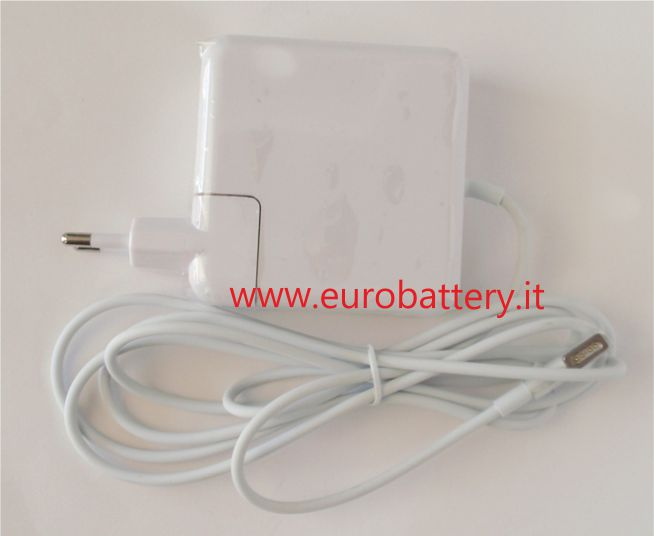 "Alimentatore x APPLE MACBOOK 13,3"" A1184 16,5 V 3,65 A"